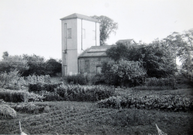 The Old Operating Tower – Sutton Bridge