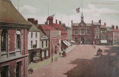 Market Place -1907