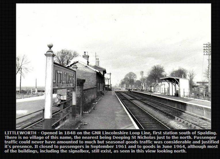 Littleworth Station
