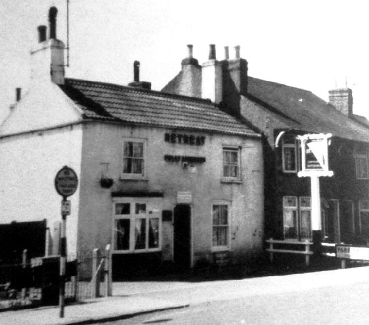 The Retreat Inn, Holbeach 1965