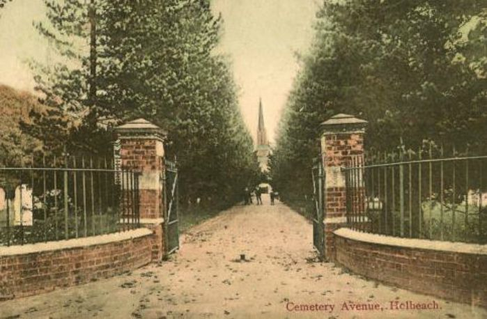 Holbeach Cemetery Chapels