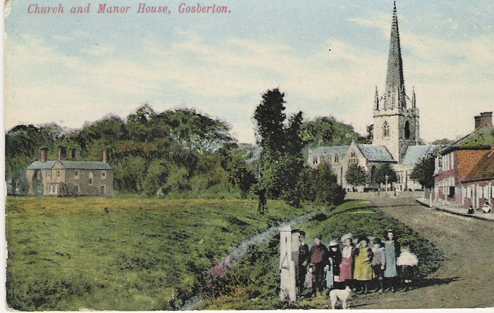 Gosberton beginning of 1900s