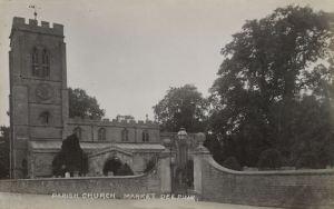 AOS P 1841 market deeping church