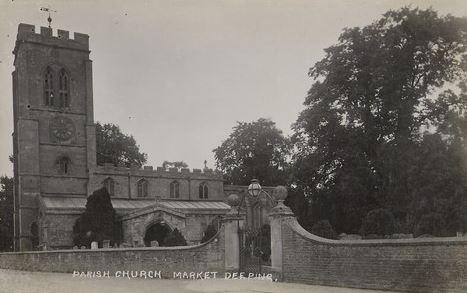 St Guthlac Church, Market Deeping