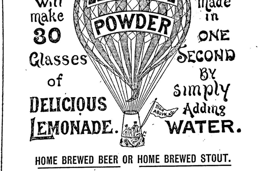 Adverts From the Spalding Free Press – 16th Aug 1904
