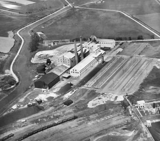Memories of the Sugar Beet Factory