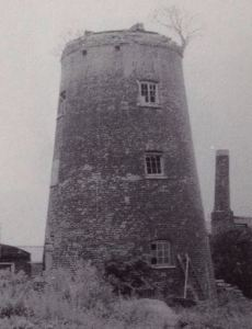 AOS P 2774  sutton st james mill 1972