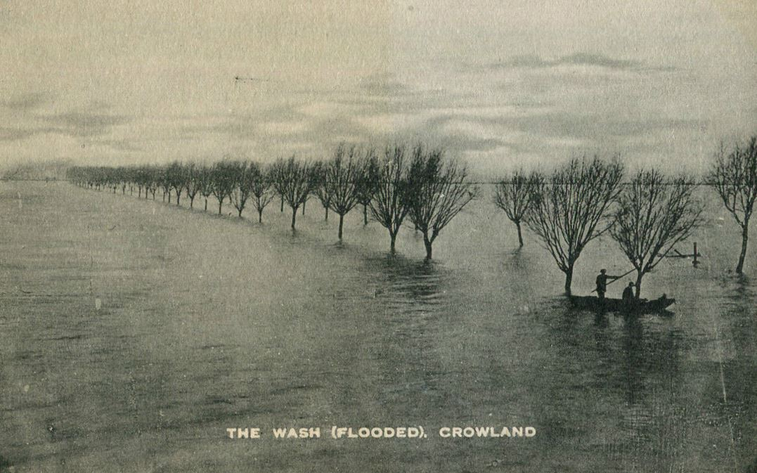 WDIDB Report on River Welland and Crowland Flood 1947