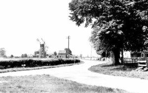 AOS P 3371  Penny Hill Mill, Holbeach 1934
