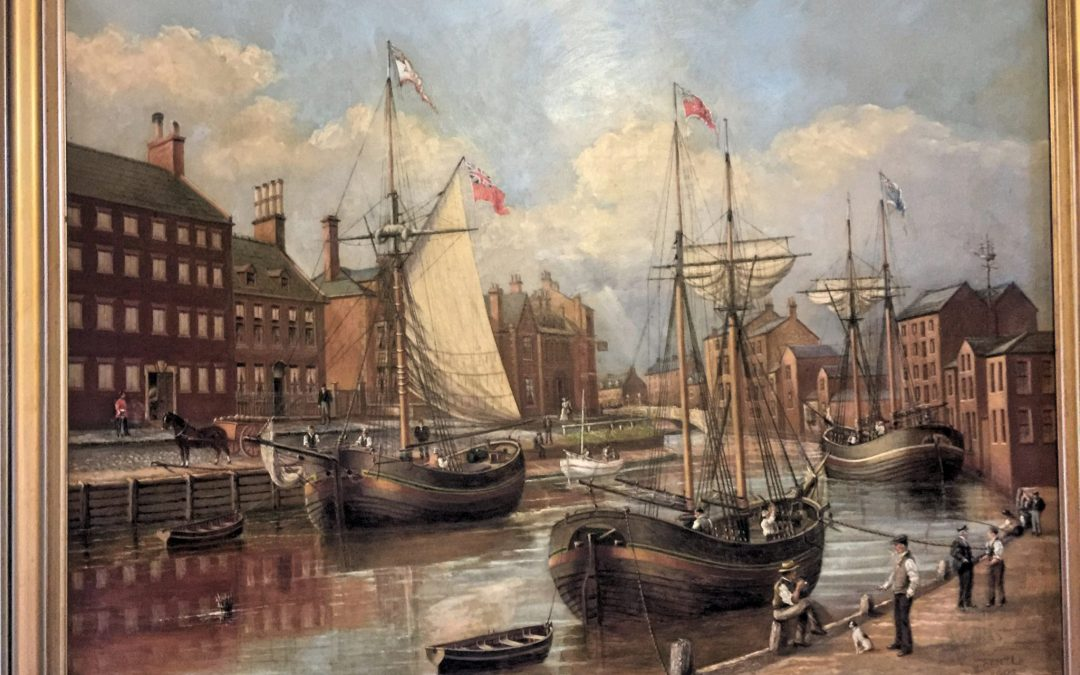 Port of Spalding – 1905