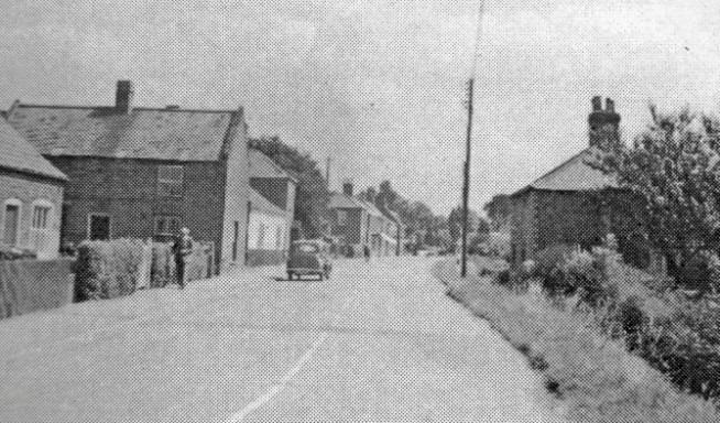 Knight St., Pinchbeck – 1950