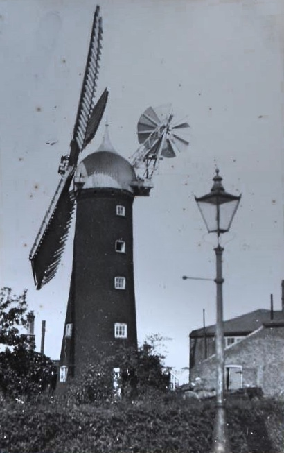 Selection of Spalding Windmills