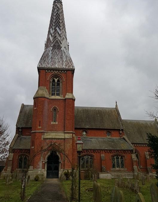All Saints Church Fosdyke