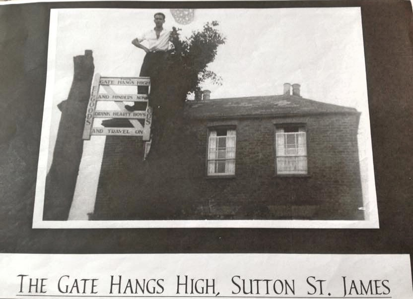 The Hangs High, Sutton St James