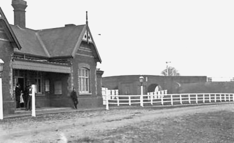 Pinchbeck Railway Station