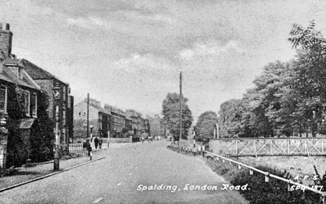 London Rd., Spalding