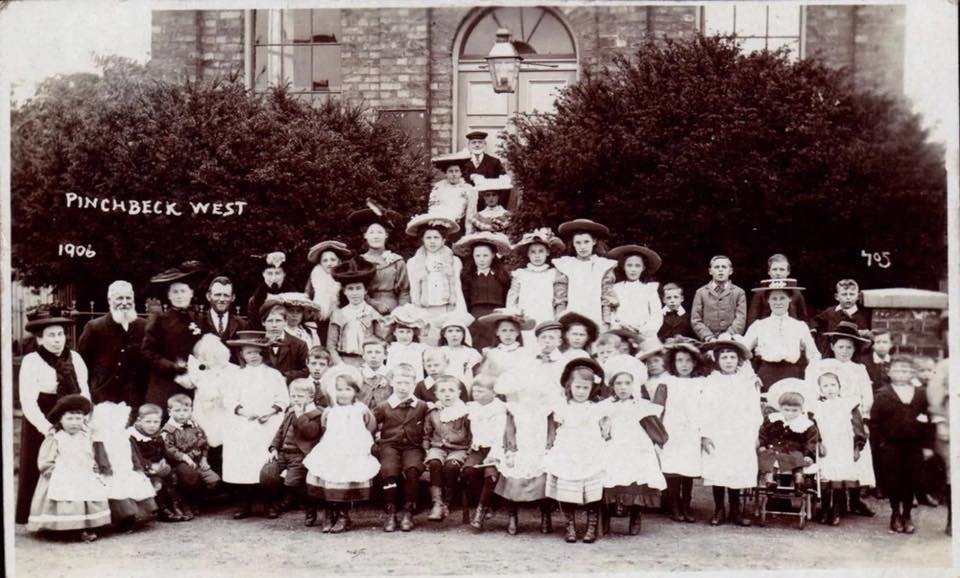 West Pinchbeck 1906