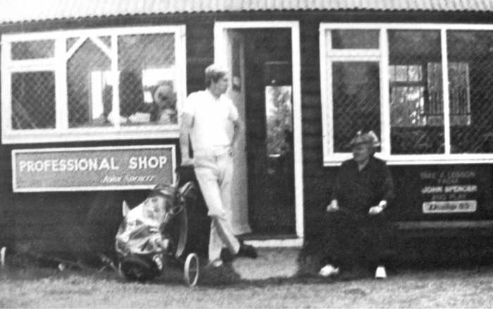 Surfleet Golf Club 1973