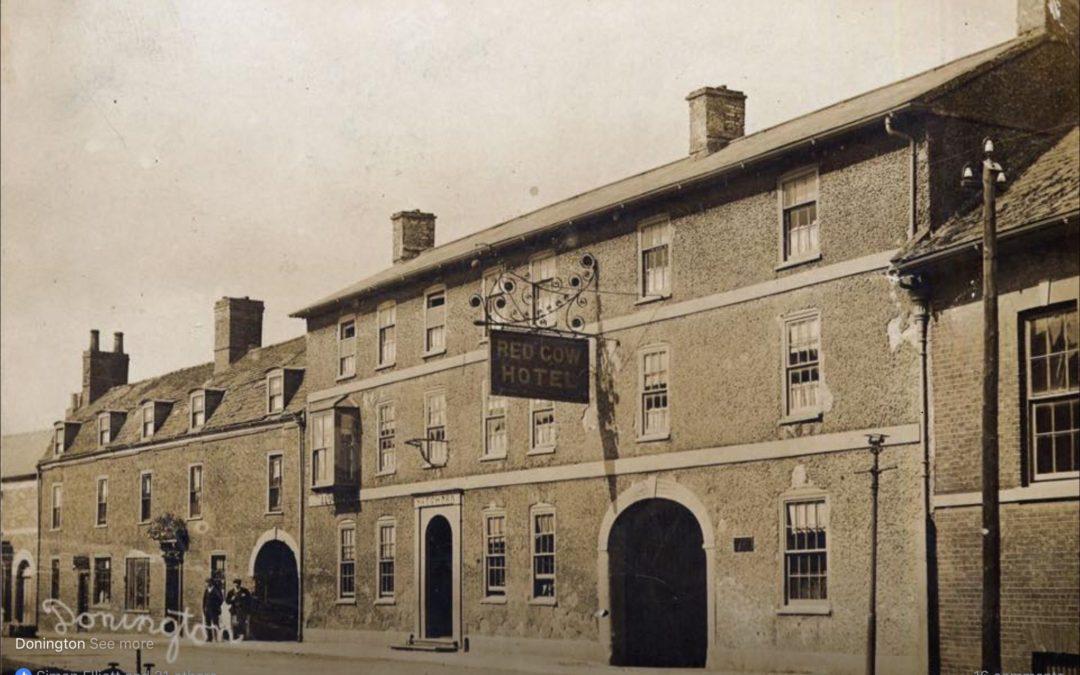 Donington Heritage Website