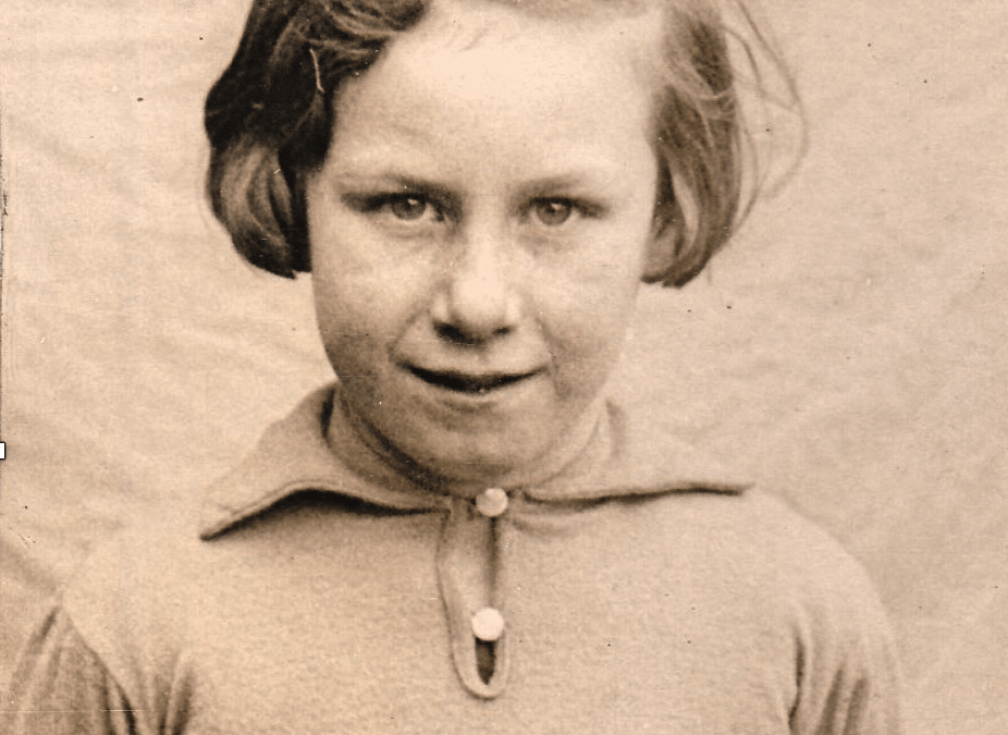 Eva Mary Allen, the early years