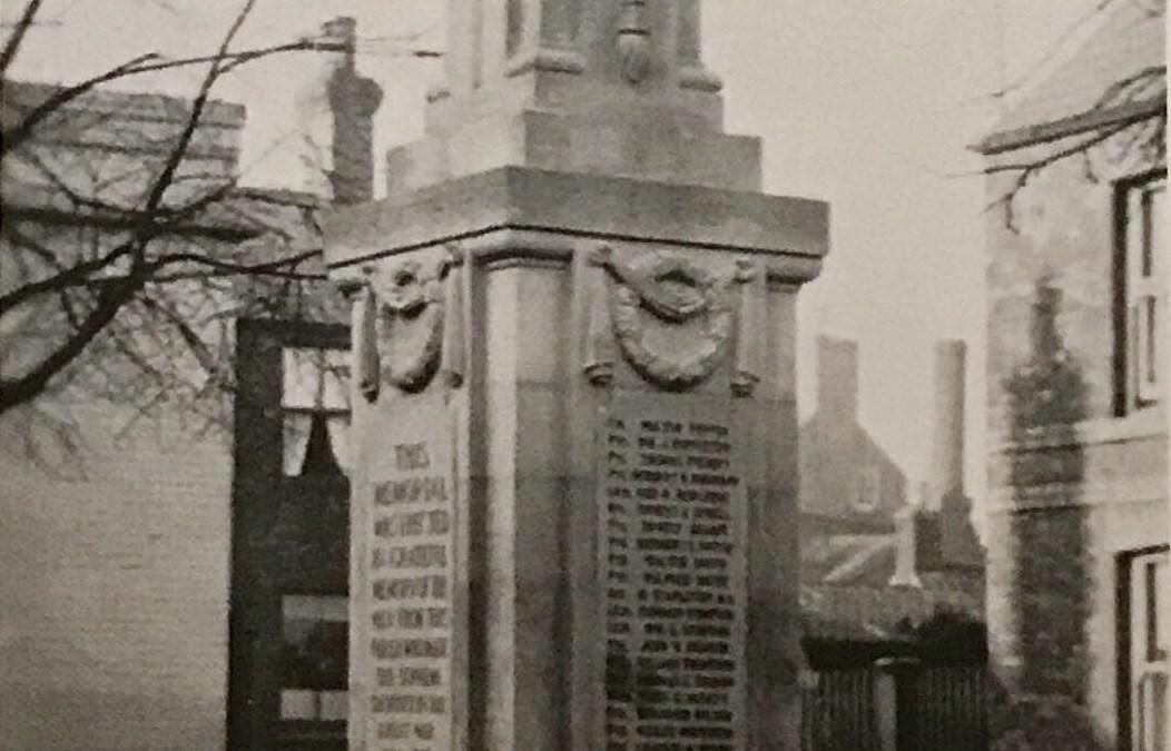 Crowland War Memorial