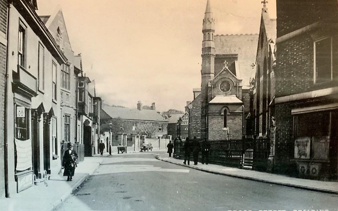 Broad Street, Spalding