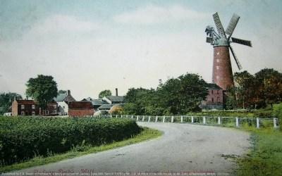Gedney Dyke Mill – 1906