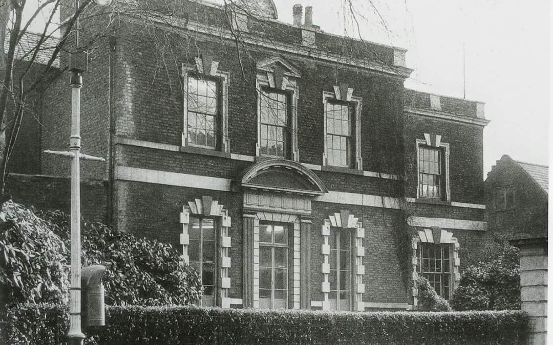 Harrington House, Broad St