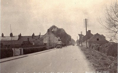 Main Road, Deeping St James