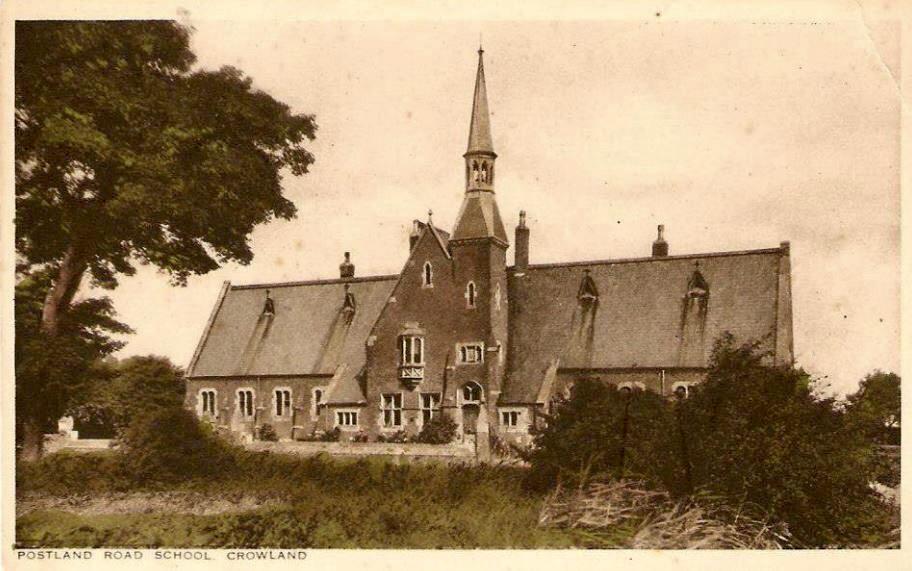 Postland Rd School Crowland