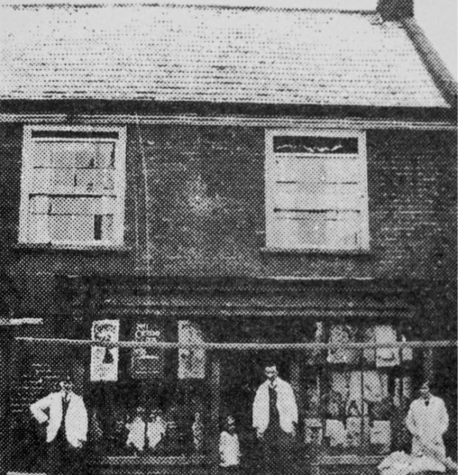 Spalding Co-Operative Society, Quadring Road, Gosberton.