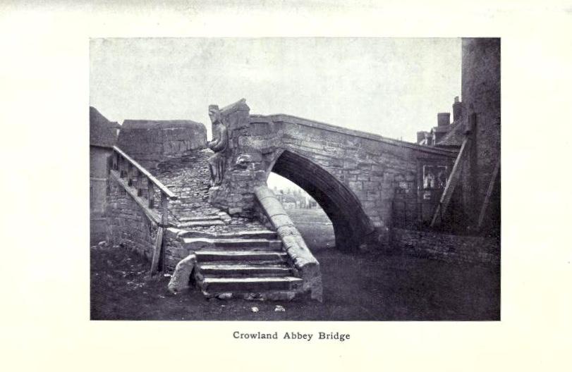Trinity Bridge in Crowland