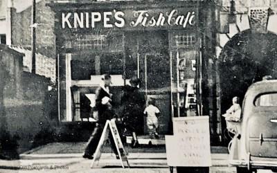 Knife Fish Bar
