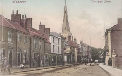The High St Holbeach