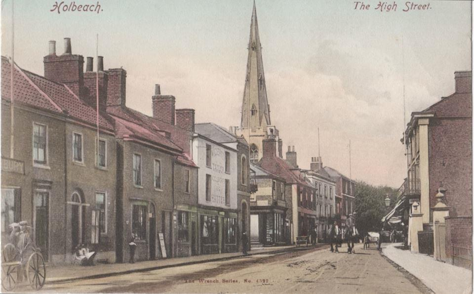 The High St Holbeach