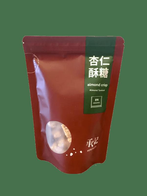 Heritaste almond crisp