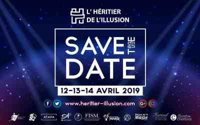 Inscriptions au concours de l'Héritier 2019