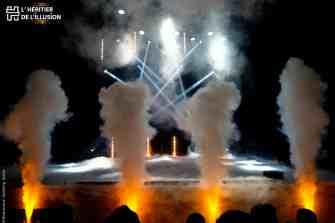 festival de magie paris show lumiere