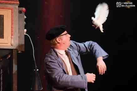 henri poitiers magicien festival
