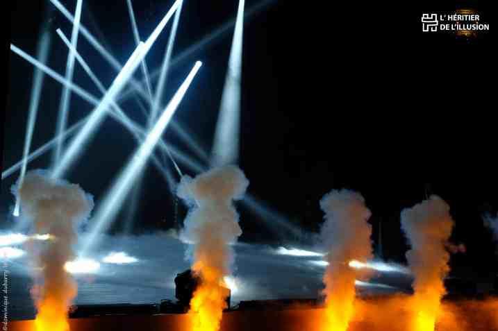 show light sfx heritier illusion