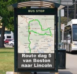 Route dag 5