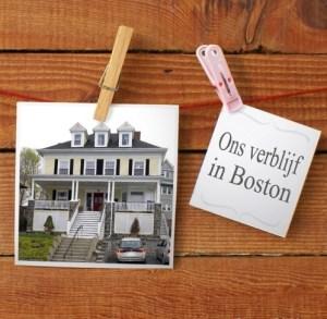 ons verblijf in Boston