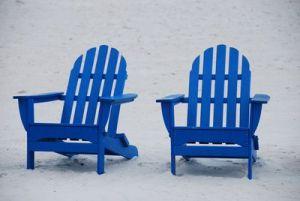 strand stoelen