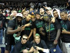 No Surprise: Notre Dame Knocks Off The SEC's Defending National Champion