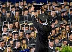HLS EFS CSC Graduate Celebrating