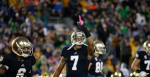 TJ Jones, Notre Dame Legacy – Thank You