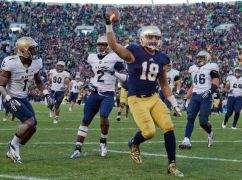 Only One Notre Dame Draft Pick–Should We Worry?