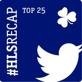 #HLSrecap Top 25 logo