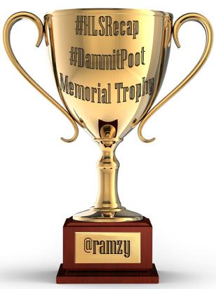 HLSRecap DammitPoot Trophy - Ramzy