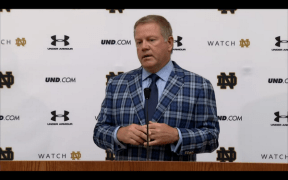 Brian Kelly Presser: Michigan, Opportunities, and Silver Linings
